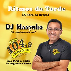 Rítmos da Tarde DJ Manynho